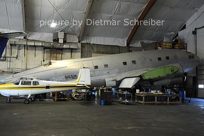 2012-05-17 N1651M Curtiss C46 Everts Air