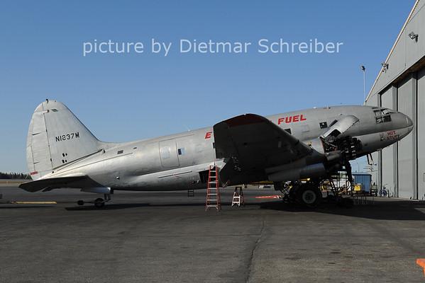 2012-05-17 N1837M Curtiss C46 Everts Air Fuel