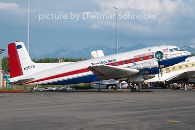 2010-06-13 N30TN Douglas DC3 (C117) Trans Northern