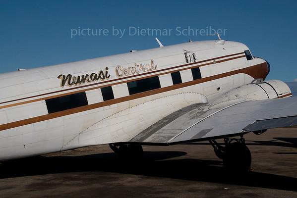 2007-04-28 CF-YQG Douglas DC3