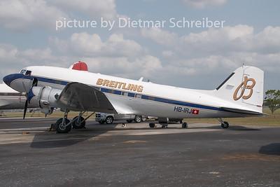 2009-04-03 HB-IRJ Douglas DC3