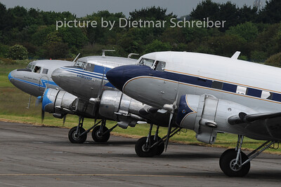 2014-06-04 HB-IRJ Douglas DC3 Breitling