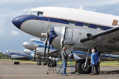 2014-06-03 F-AZTE Douglas DC3 AIr France