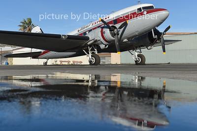 2015-02-11 N103NA DC3 Flybob Express