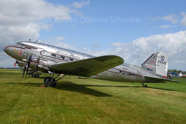 2019-06-08 N42320 Douglas DC3 Johnson Flying Service (Miss Montana)