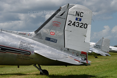 2019-06-08 N24320 Douglas DC3 Johnson Flying Service (Miss Montana)