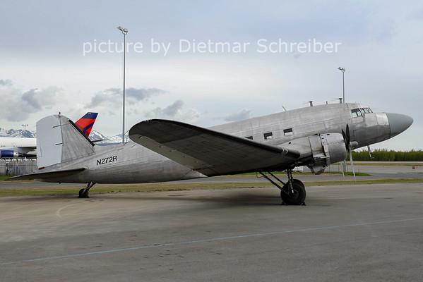 2012-05-21 N272R Douglas DC3 Desert Air