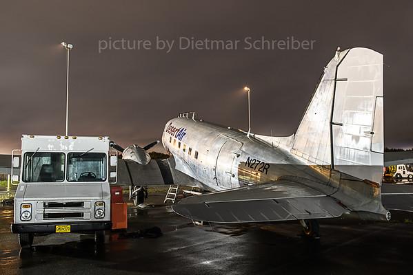 2019-09-29 N272R DC3  Desert Air