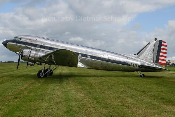 2019-06-08 N341A Douglas DC3 Golden Age Air Tours