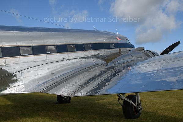 2019-06-05 N341A Douglas DC3 Golden Age Air Tours