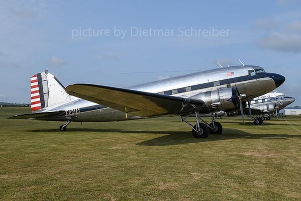2019-06-03 N341A Douglas DC3 Golden Age Air Tours