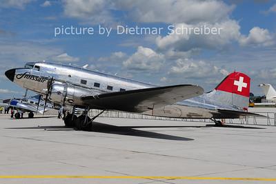 2014-07-05 N431HM Douglas DC3