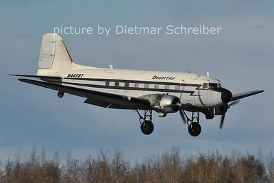 2012-05-14 N44857 Douglas DC3 Desert Air