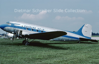 2001-09 N45366 Douglas DC-3A (c/n 11757)