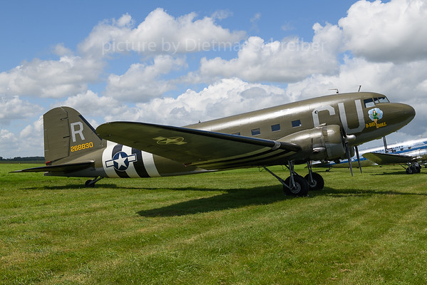 2019-06-08 N45366 (268830) Douglas DC3 D-Day Doll