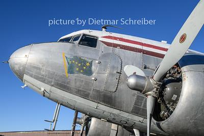 2018-09-30 N59314 Douglas DC3 Bush Air Cargo