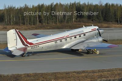 2012-05-16 N59314 Douglas DC3