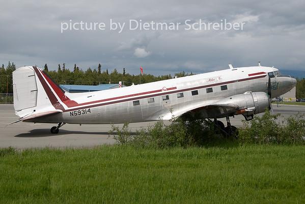 2010-06-18 N59314 Douglas DC3 Abbe Air
