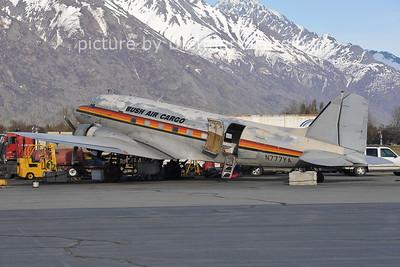 2012-05-13 N777YA Douglas DC3 Bush Air Cargo