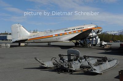 2012-05-18 N777YA Douglas DC3 Bush Air Cargo