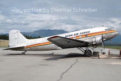 2010-06-18 N777YA Douglas DC3 Bush Air Cargo