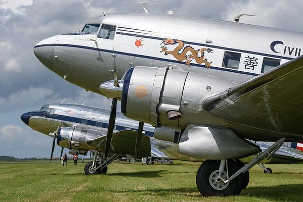2019-06-08 N8336C Douglas DC3 Civil Air Transport