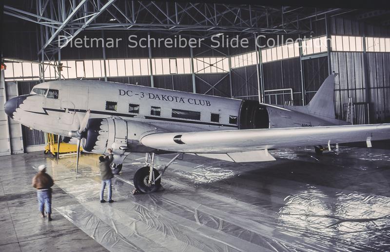 1997-05-01 N86U Douglas DC-3C (c/n 13073) Austrian Dakota Club