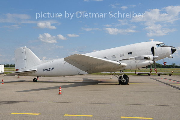 2020-07-17 N882TP Douglas DC3-65TP