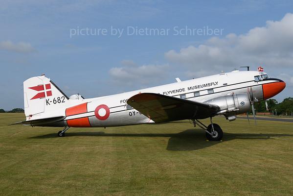 2019-06-03 OY-BPB / K-682 Douglas DC3