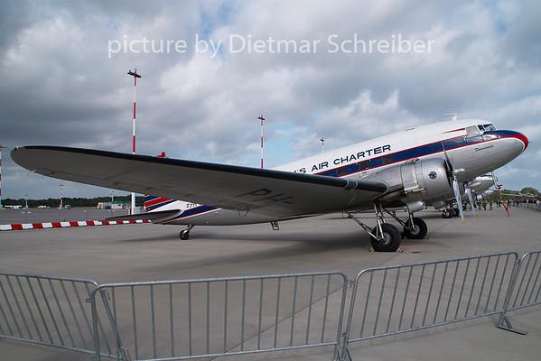 2007-09-15 PH-DDZ Douglas DC3 Martinair