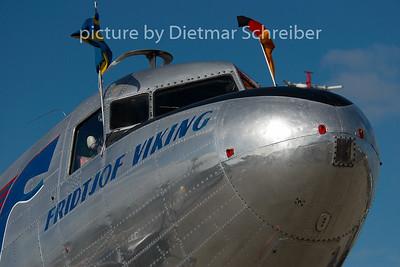 2007-09-15 SE-CFP Douglas DC3 SAS