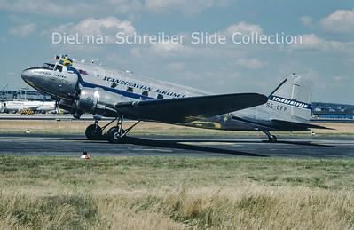 SE-CFP Douglas C-47A-DL (c/n 13883) Flygande Veteraner