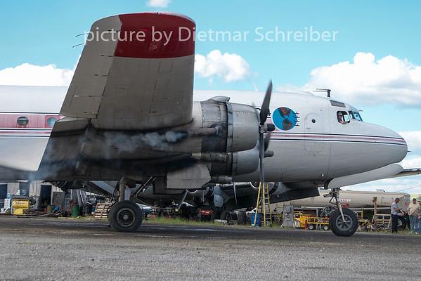 2010-06-14 N3054V Douglas DC4 Brooks Air Fuel