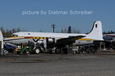 2012-05-17 N51802 Douglas DC4 Brroks Air Fuel