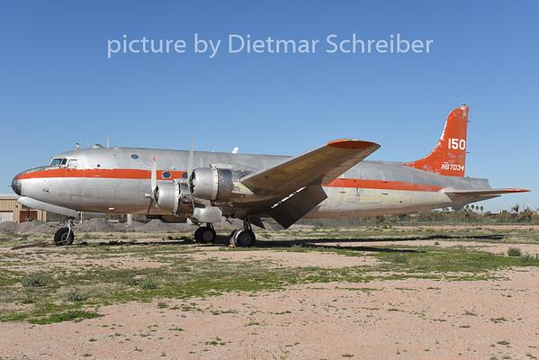 2015-02-08 N67034 Douglas DC4