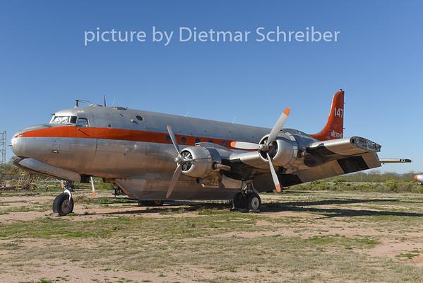 2015-02-08 N67040 Douglas DC4