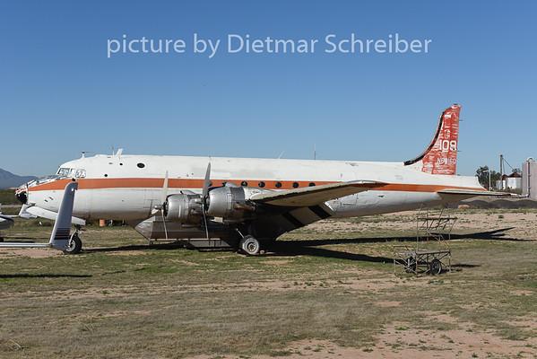 2015-02-08 N6816D Douglas DC4