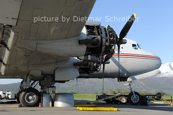 2020-05-26 N96358 Douglas DC4 Alaska AIr Fuel