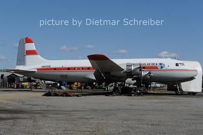 2012-05-17 N96358 Douglas DC4 Brooks AIr Fuel
