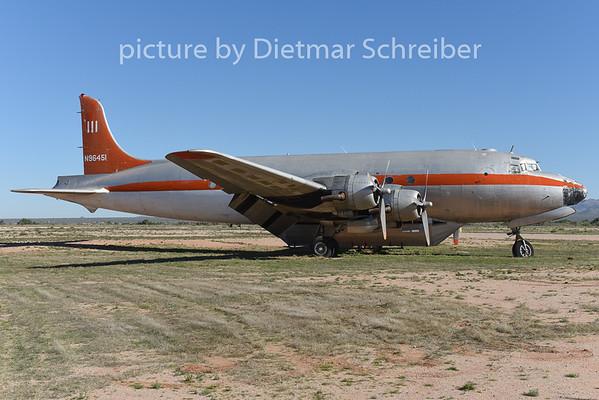 2015-02-08 N96451 Douglas DC4