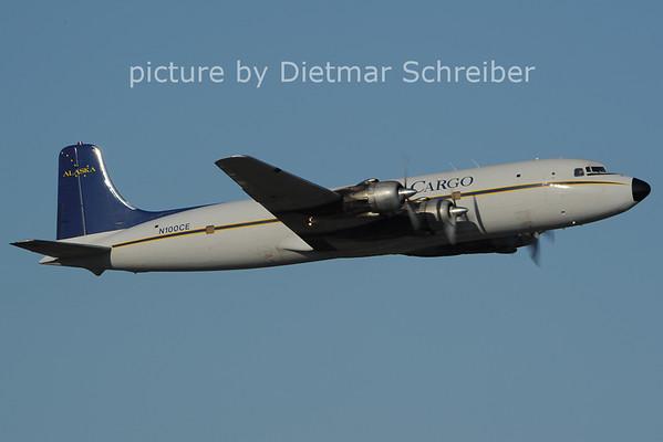 2020-05-29 N100CE Douglas DC6 Everts Air