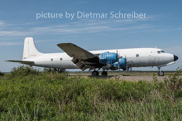 2015-06-19 N170UA Douglas DC6 Universal Airlines