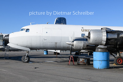 2018-09-27 N170UA DC6 Universal Airlines