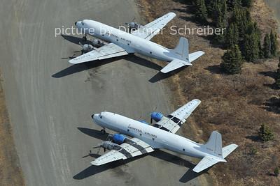 2012-05-15 N170UA Douglas DC6 Universal Airlines