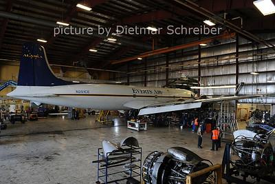 2012-05-17 N251CE Douglas DC6 Everts Air