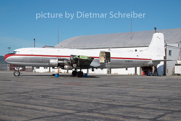 2010-06-14 N2907F Douglas DC6