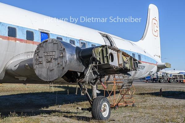 2018-09-27 N3050P Douglas DC6