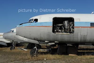 2012-05-17 N3050P Douglas DC6