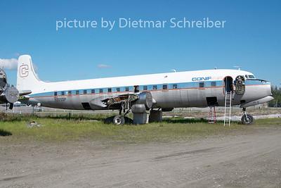 2010-06-14 N3050P Douglas DC6