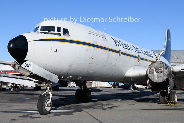 2018-09-27 N351CE Douglas DC6 Everts Air